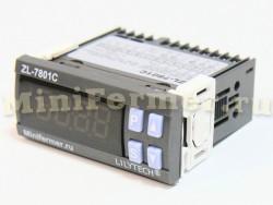 Терморегулятор LILYTECH ZL-7801a ТИП-2 (темп + влажность + 2 таймера)